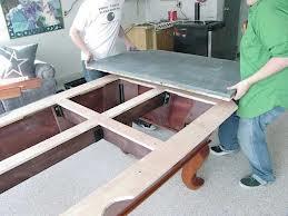 Pool table moves in Wichita Kansas