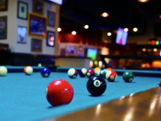 Pool table assembly in Wichita, Kansas