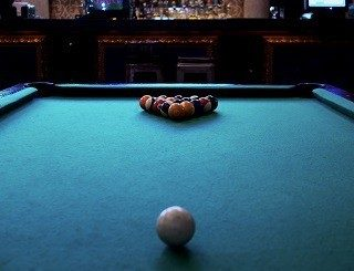 Pool table setup services in Wichita, Kansas