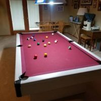 Ashcroft Brunswick Pool Table