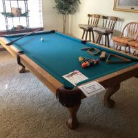 Pool Table-Brunswick Amherst