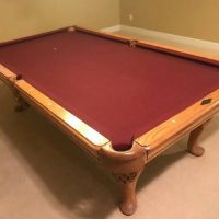 Brunswick Tremont 8' Pool Table With a Ping Pong Table Top
