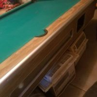 Brunswick Bar Pool Table